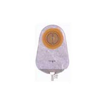 Assura ® One-Piece Convex, Standard Wear Urostomy Pouch with Belt Tabs [Pre-Cut 3/4
