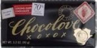 product image for Chocolove Xoxo Strong Dark Chocolate Bar ( 12x3.2 Oz)