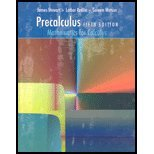 Precalculus : Mathematics for Calculus - With CD and Solution Man