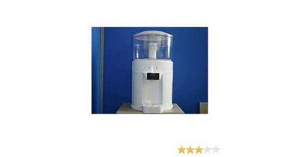 Dispensador Agua fria y natural con filtro depurador ecolojico ...