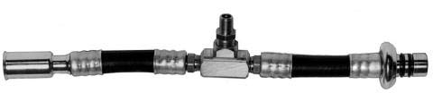 Tool Aid S&G 37230 Fuel Injection Pressure Test Adapter