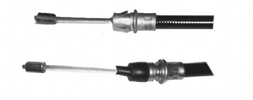 ACDelco 18P548 Professional Rear Driver Side Parking Brake Cable Assembly