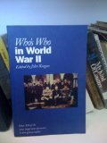 In World War II, , 0195210808
