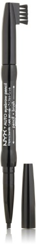 Price comparison product image NYX Auto Eyebrow Pencil, Black