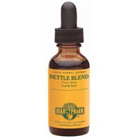 Nettle Blend Extract, 4 Oz by Herb Pharm (Pack of 6)