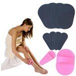 Sundepil Soft and Painless Hair Removal Pads Hair Remover for Men & Women