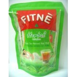 New Fitne New Herbal Green Tea Slimming Weight Loss Diet 30 Bag by Fitne