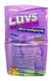 Health & Personal Care : Luvs Ultra Leakguards Size 2 Diapers - 42 CT