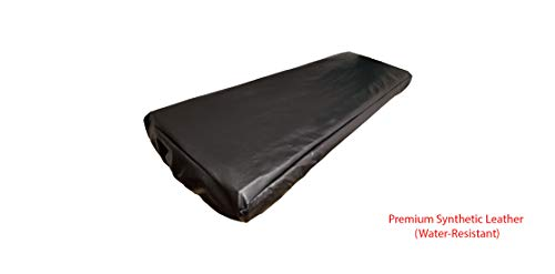 Sequential Prophet-6 Desktop Music Keyboard Dust Cover by DCFY | Premium Synthetic Leather - Padded