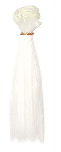 White 15Cm100Cm High Temperature Wire Hair