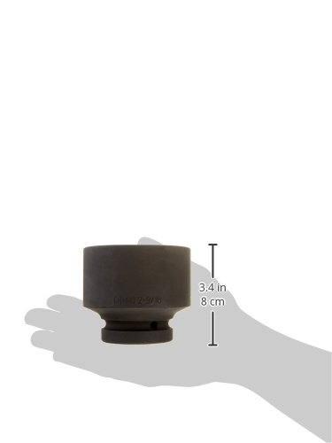 "Sunex Tools 550D 1/"" Drive Deep 6 Point Impact Socket 1-9//16/"""