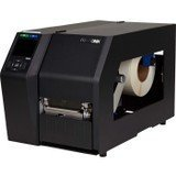 Printronix T8208 Thermal Transfer Printer - Monochrome - Desktop - Label Print from Printronix