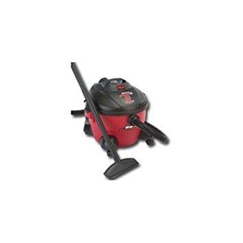 - ShopVac 5870800 Bull Dog 4.5 HP Wet/Dry Vacuum with 8 Gallon Plastic Tank