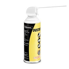 Air Duster 152A Liquefied Gas 10oz Can Two Per Pack Air Duster, 152A Liquefied Gas, 10oz Can, Two Per Pack by Fellowes