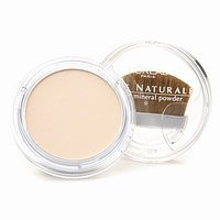 L'Oreal Bare Naturale Gentle Mineral Powder Compact - Light Ivory 410 (Naturale Compact Bare Loreal)