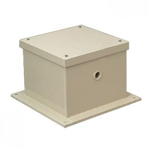 未来工業 液面電極保護ボックス PVP-4520BDJ B01M7YU2HJ