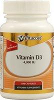 4000 iu vitamin d - 4