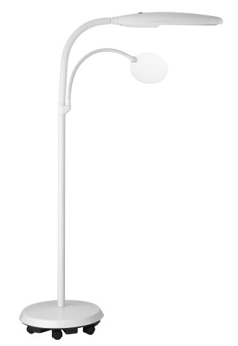 Daylight U23030-01 Swan Floor Lamp