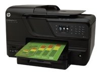 HP Officejet Pro 8600 N911a e-All-in-One Tintenstrahl Multifunktionsgerät (Scanner, Kopierer, Drucker und Fax) Hewlett Packard CM749A#BEK