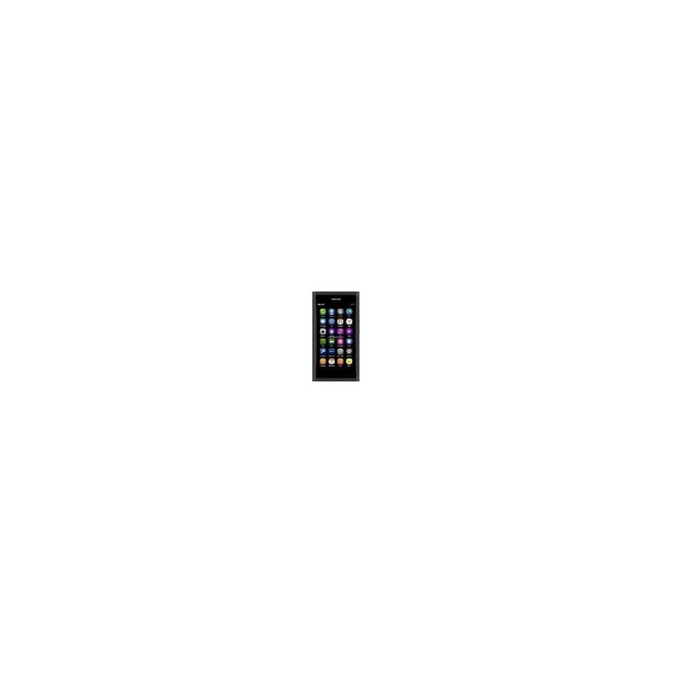 Nokia N9 Unlocked GSM Phone with 64 GB Internal Memory  International Version (Black)