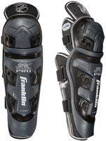 (Franklin Street Hockey Shin Guards SX Pro 1700 Junior l/XL)
