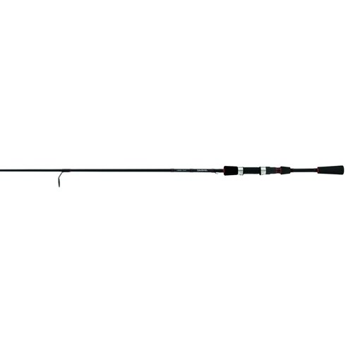 Daiwa LAG562ULFS 5.5-Foot Laguna Ultra Light Spinning Rod, 1 to 4-Pound Line Weight, No. 6 Guides, Black Finish