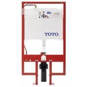 Toto Wt154M#01 Duofit In-Wall Tank System Copper Supply D...