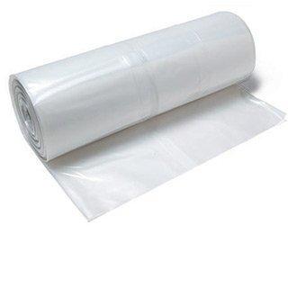 Plastic Poly Sheeting 10' x 100', 6 mil (Sheeting 6 Mil Poly)
