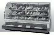 Federal Industries SN-48-SS Series 90 Non-Refrigerated Self-Serve Bakery Case (Federal Bakery Cases)