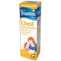 Triaminic Children's Nasal Decongestant Spray Ages 2-11 .67 fl oz