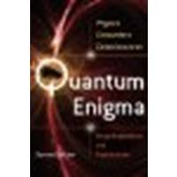 Quantum Enigma: Physics Encounters Consciousness by Rosenblum, Bruce, Kuttner, Fred [Oxford University Press, 2011] (Paperback) 2nd Edition [Paperback]