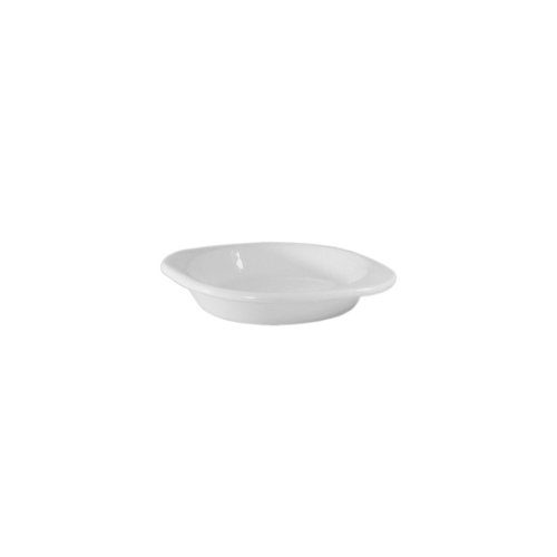 Diversified Ceramics DC924-W White 12 Oz. Au Gratin Dish - 12 / CS