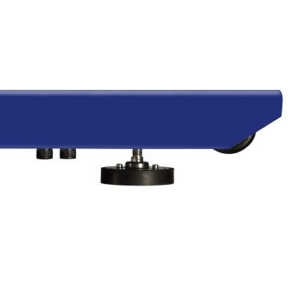 BÁSCULA PESAPALETS K3 SCORPION 1,5 T | Báscula pesapalets, fabricada en acero pintado epoxy, capacidad de 1.500 kg y resolución 500,00 g.