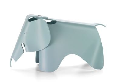 (Vitra - Eames Elephant Small, ice Grey)