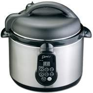 oval electric pressure cooker - 4