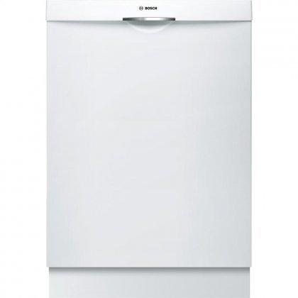 Bosch SHS5AVL2UC 24'' Ascenta Energy Star Rated Dishwasher with 14 Place Settings Stainless Steel Tub 5 Wash Cycles Infolight RackMatic and 24/7 Overflow Protection System in by Bosch