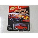 Johnny Lightning American Graffiti 1955 Cameo Red Truck Chevrolet 3100 - Johnny Lightning American Graffiti