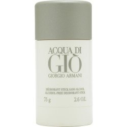 Giorgio Armani Acqua Di Gio For Men Deodorant, Alcohol Free TEJ ()