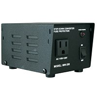 Voltage Converter From 220/240 to 110/120 &From 110/120 to 220/240 (Inverter Uk Travel)
