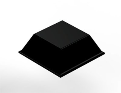 3M (SJ-5023-Black) Protective Products SJ5023 Black [You are purchasing the Min order quantity which is 1000 Pieces]