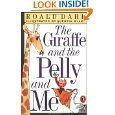 The Giraffe and the Pelly and Me, Esio Trot, The Magic Finger / 3 books