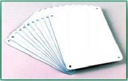 20x14 Aluminum OSHA Sign Blank