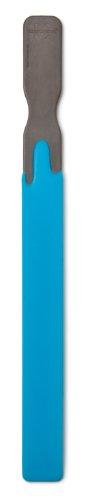 Blue Stir Sticks (Fusionbrands® StirStik Cooks Utensil Stick Stir, Flip & Spread - Gray &)