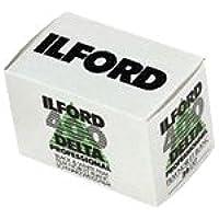 Ilford Ilford Delta 400 ISO Professional, 36 Exposure Black & White Film - 35mm Sharp Delta 400 ISO Professional, 36 Exposure Black & White Film - 35mm, Plain (1748192)