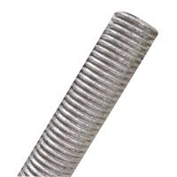 Steelworks/ Boltmaster #11012 5/16-18x12 THRD Steel (Thrd Steel Rod)