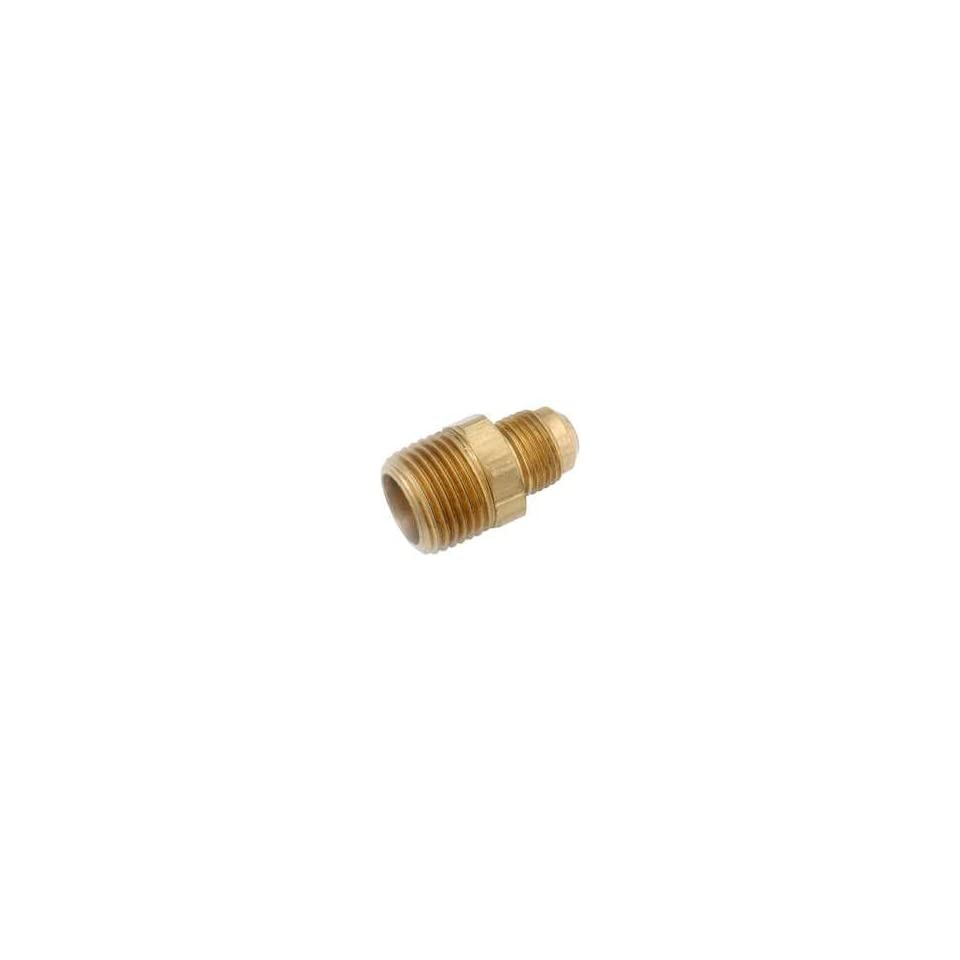 Anderson Metals Corp Inc 754048 0812 Flare Male Connector (Pack of 5)