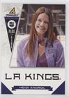 Heidi Androl (Hockey Anniversary card) 2011-12 Pinnacle - Fans of the Game #2
