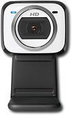 Microsoft LifeCam HD-5001 - Web camera - color - Hi-Speed - Hi Cam Speed