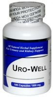 Uro-Well (90 Capsules) - Concentrated Herbal Blend- Dietary Supplement - 3 Pack
