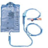 - Ross Easy Feed Enteral Nutrition Bag With Preattached Patrol Pump Set 1000Ml - Model 52048